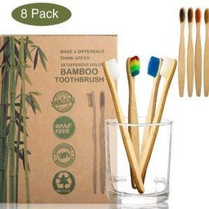 Cepillo de dientes de bambú Xpassion